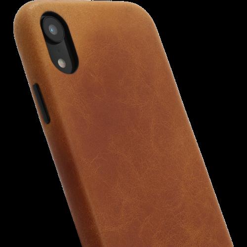 Minim Backcover - Cognac, Apple iPhone XR