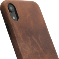 Backcover - Brown, Apple iPhone XR