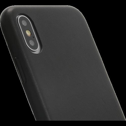 Minim Backcover - Black, Apple iPhone X/XS