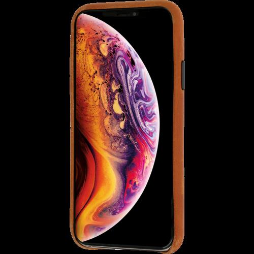 Minim Backcover - Cognac, Apple iPhone X/XS