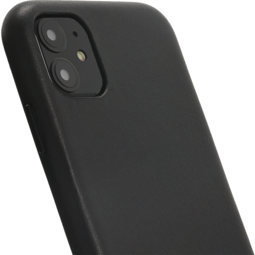Minim Backcover - Black, Apple iPhone 11