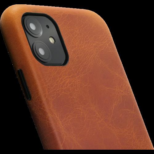 Minim Backcover - Cognac, Apple iPhone 11