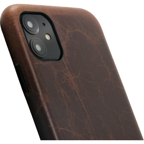 Minim Backcover - Brown, Apple iPhone 11