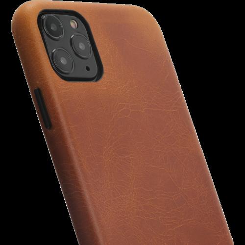 Minim Backcover - Cognac, Apple iPhone 11 Pro Max