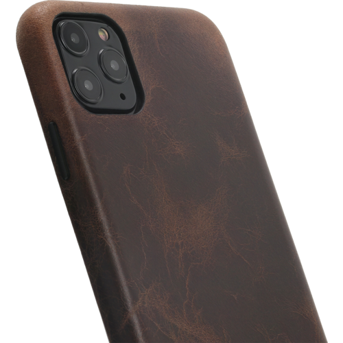 Minim Backcover - Brown, Apple iPhone 11 Pro Max