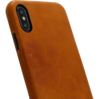 Backcover - Cognac, Apple iPhone Xs Max