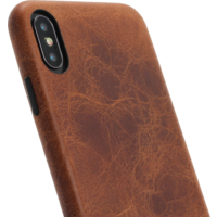 Backcover - Brown, Apple iPhone Xs Max