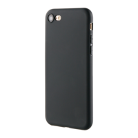Soft Case - Matt Black, Apple iPhone 7/8/SE (2020)