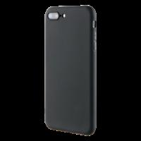 Soft Case - Matt Black, Apple iPhone 7/8 Plus