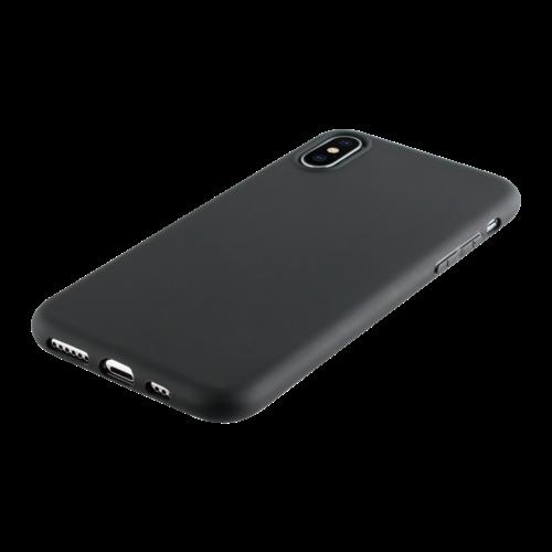 Promiz Soft Case - Matt Black, Apple iPhone X/XS