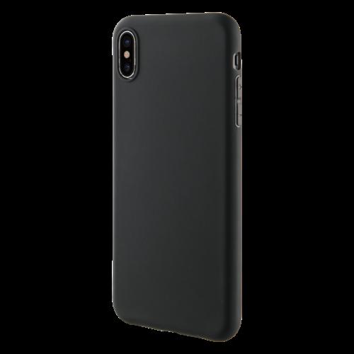 Promiz Soft Case - Matt Black, Apple iPhone X/Xs Max