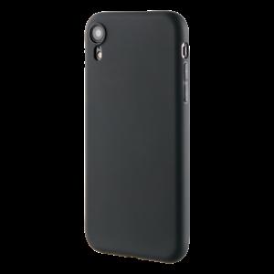 Promiz Soft Case - Matt Black, Apple iPhone XR