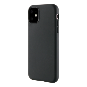 Promiz Soft Case - Matt Black, Apple iPhone 11