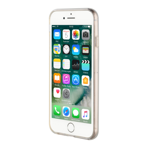 Promiz Soft Case - Clear, Apple iPhone 6/6S/7/8/SE (2020)