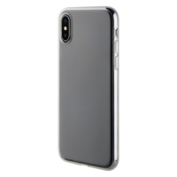 Soft Case - Clear, Apple iPhone X/XS