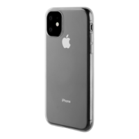 Soft Case - Clear, Apple iPhone 11