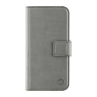 Wallet Case - Grey, Apple iPhone 6/6S/7/8/SE (2020)