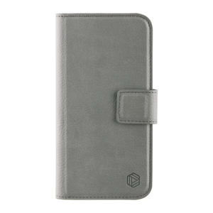 Promiz Wallet Case - Grey, Apple iPhone 6/6S/7/8/SE (2020)