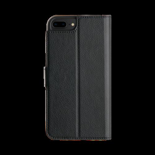 Promiz Wallet Case - Black, Apple iPhone 6/6S/7/8 Plus