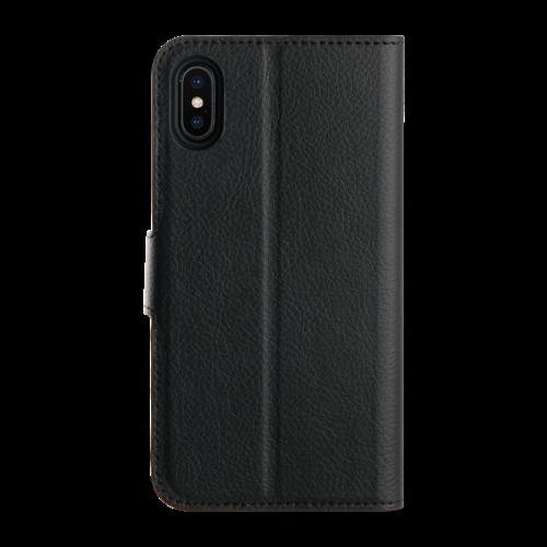 Promiz Wallet Case - Black, Apple iPhone X/XS