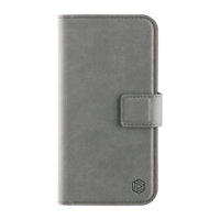 Wallet Case - Grey, Apple iPhone X/XS