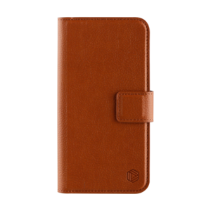 Promiz Wallet Case - Brown, Apple iPhone X/XS