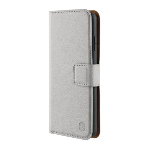 Promiz Wallet Case - Grey, Apple iPhone X/Xs Max