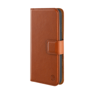 Promiz Wallet Case - Brown, Apple iPhone X/Xs Max