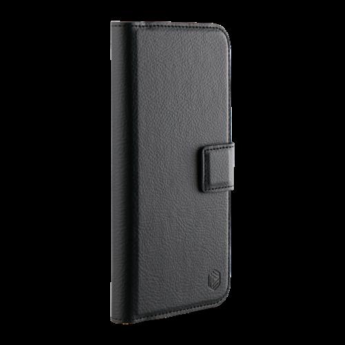 Promiz Wallet Case - Black, Apple iPhone XR