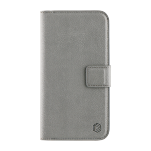 Promiz Wallet Case - Grey, Apple iPhone 11