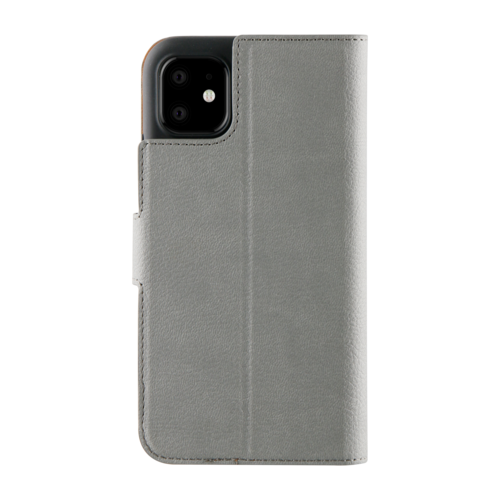 Promiz Wallet Case - Grey, Apple iPhone 11