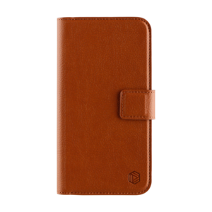 Promiz Wallet Case - Brown, Apple iPhone 11