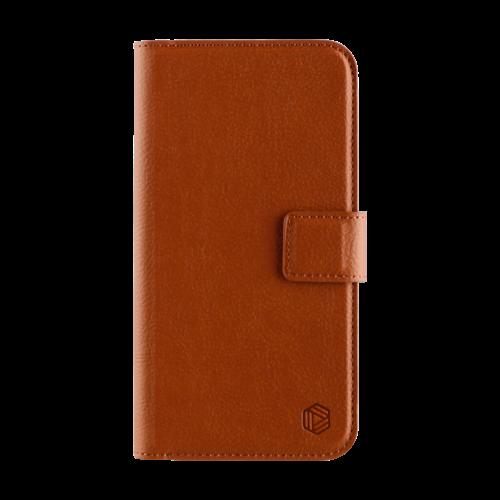 Promiz Wallet Case - Brown, Apple iPhone 11