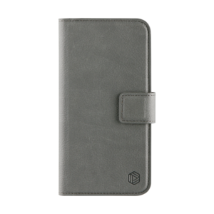 Promiz Wallet Case - Grey, Apple iPhone 11 Pro