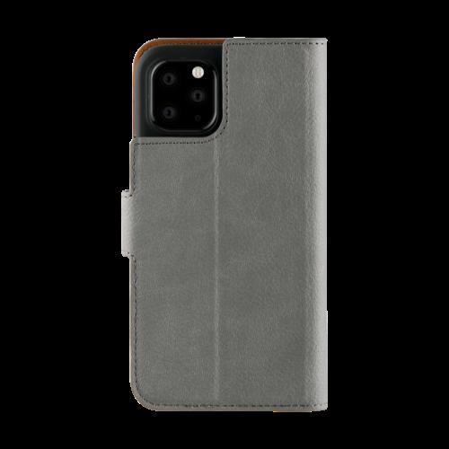 Promiz Wallet Case - Grey, Apple iPhone 11 Pro