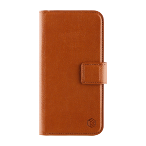 Promiz Wallet Case - Brown, Apple iPhone 11 Pro