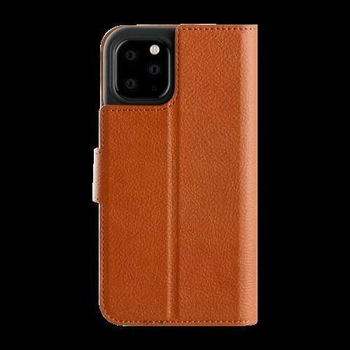 Promiz Wallet Case - Brown, Apple iPhone 11 Pro