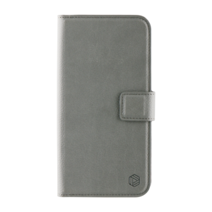 Promiz Wallet Case - Grey, Apple iPhone 11 Pro Max