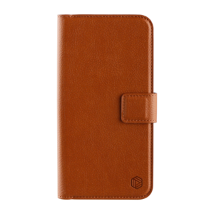 Promiz Wallet Case - Brown, Apple iPhone 11 Pro Max