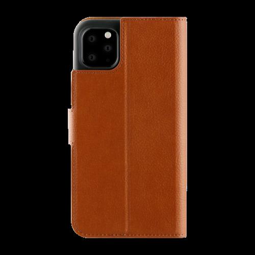 Promiz Wallet Case - Brown, Apple iPhone 11 Pro Max