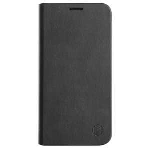 Promiz Book Case - Black, Apple iPhone X/XS