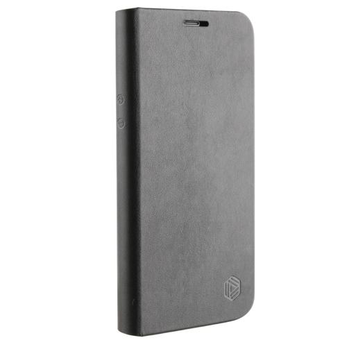 Promiz Book Case - Black, Apple iPhone X/Xs Max