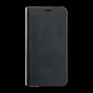 Promiz Book Case - Black, Apple iPhone 11