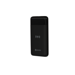 Promiz Powerbank - Black, 10000 mAh