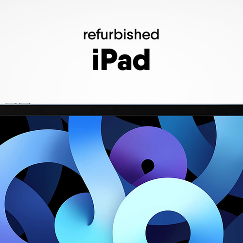 Refurbished iPads