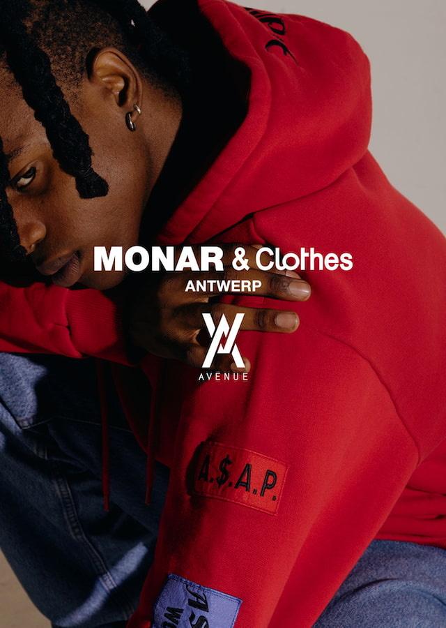 MONAR & CLOTHES