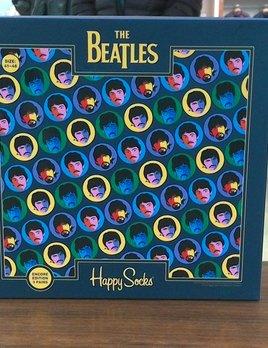 happy socks beatles giftbox, 3 pk happy socks, 8951