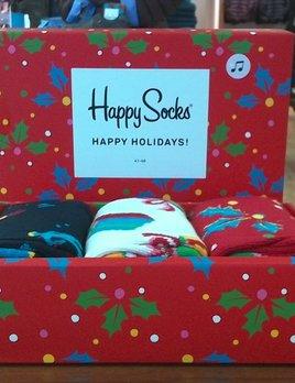 happy socks happy socks singing  3pack gift box
