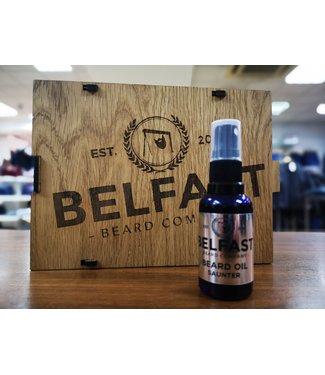 Belfast beard company Beard oil