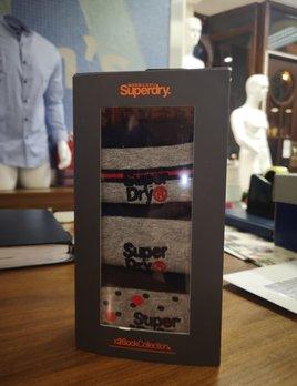 superdry box sock 3 pack 008